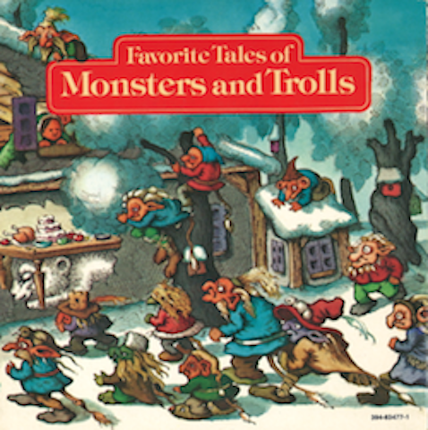 Favorite Tales of Monsters & Trolls