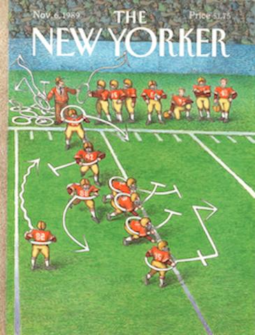 Magazine Illustration John O'Brien