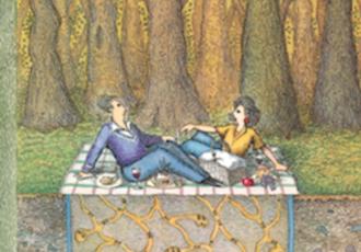 Magazine Illustrators - John O'Brien