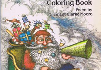 The Night Before Christmas - John O'Brien Illustrator