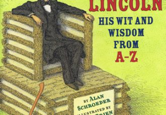 Abe Lincoln His Wit and Wisdom - John O'Brien Illustrator