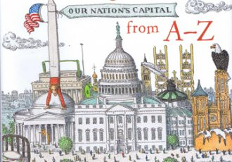Washington DC From A to Z - John O'Brien Illustrator