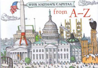 Washington DC From A to Z - John O'Brien Illustrator